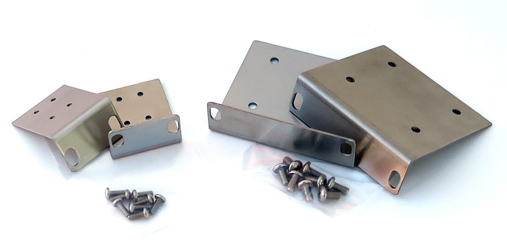 1U6 & 2U6 Rack-Mounting Brackets for London Power Amp Products
