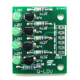 Four LED Driver Kit from London Power