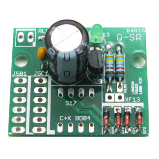 Single Relay Controller Interface for London Power's Q-System for Switching