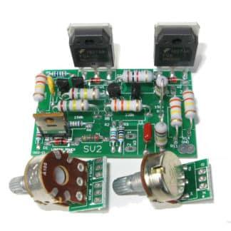 London Power's SV2 Power Scaling Kit