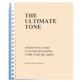 The Ultimate Tone Vol. 1 - by Kevin O'Connor