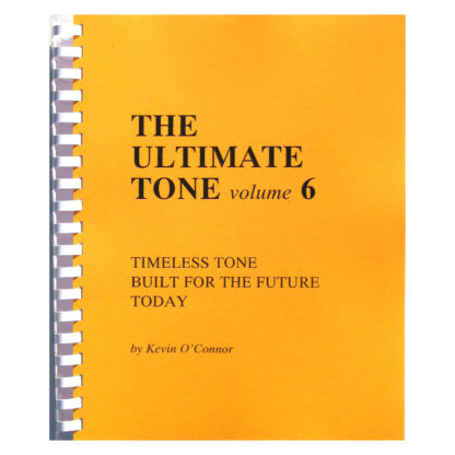 The Ultimate Tone Vol. 6 - by Kevin O'Connor
